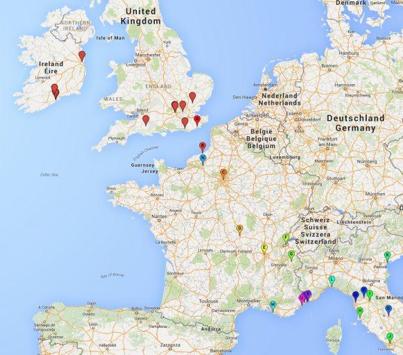 El tour europeo de Boyle. Más información: https://goo.gl/Egawjn