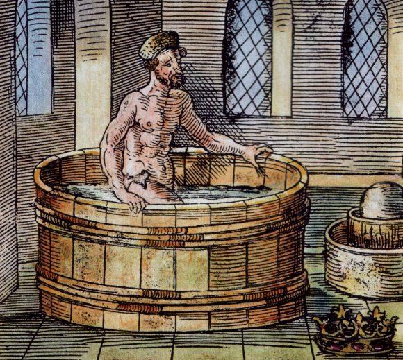 Grabado anónimo del siglo XVI.
