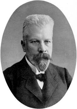 Eduard Buchner. Fuente: Wikipedia.